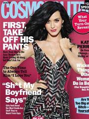 凯蒂佩瑞登杂志封面