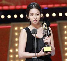 最佳新人女演员李敏贞