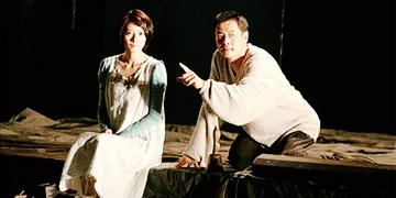 林兆华戏剧艺术中心:《哈姆雷特1990》