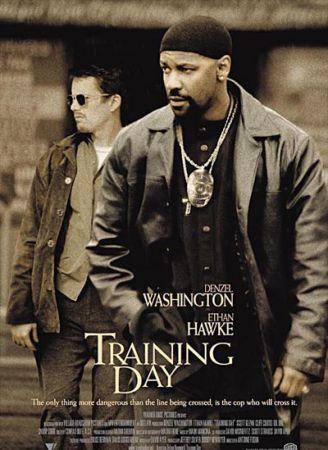 《訓練日》:華盛頓VS伊桑·霍克