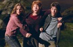 《哈利波特3》--外貌和影片风格都在慢慢发生变化