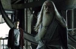 《哈利波特6》--邓布利多之死使本集显得无比沉重