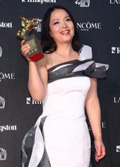 最佳女主角吕丽萍(《玩酷青春》)