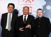 吴宇森获华语电影产业贡献大奖