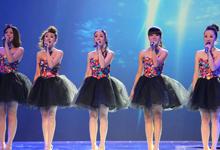 青春美少女北京演唱会现场