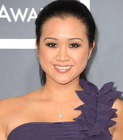 华裔女星Kathryn Le