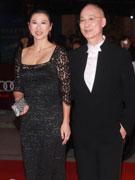 叶倩文(左)杨凡