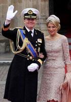 荷兰王储和王妃