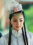麦迪娜 饰 香妃