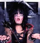 Nikki Sixx, Motley Crue乐队贝斯手