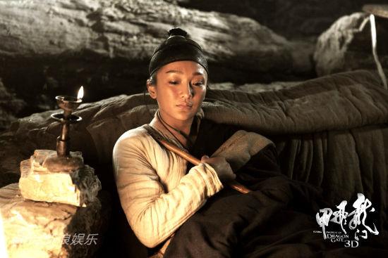 《龙门飞甲》14时公映徐克狂想展现六脉神剑
