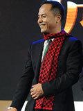 微博最具影响力企业领袖:银泰投资有限公司董事长沈国军