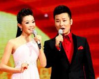 刘和刚夫妇放歌《龙船调》