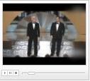 第82届奥斯卡:鲍德温和史蒂夫逗趣开场