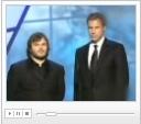 第76届奥斯卡:布莱克和法瑞尔搞笑颁奖