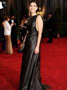 安妮索菲黑裙优雅