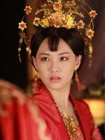 郑爽饰太平公主(少年)