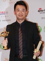 黄海波凭《番号》获最佳男演员奖