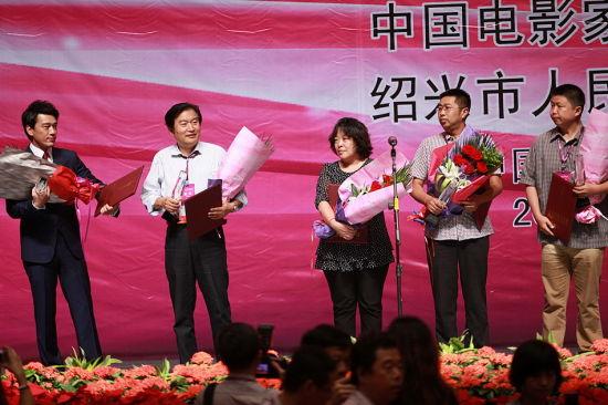 提名者获表彰