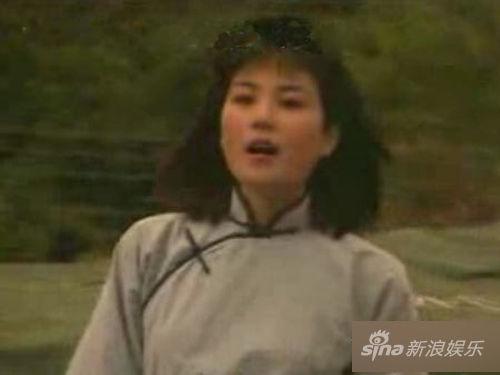 王菲早期同志电影照片曝光
