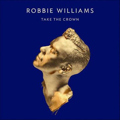 第十名:Robbie Williams《Take Me Crown》