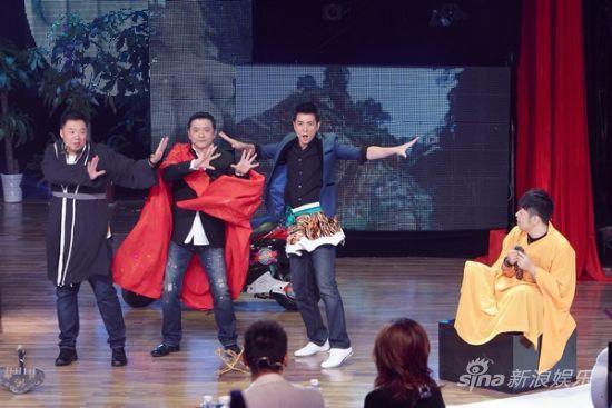 2012爆笑回忆《西游记》