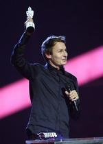 本-霍华德英国最佳男歌手、最具突破奖