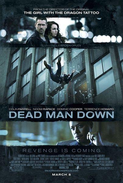 《死人的复仇》海报