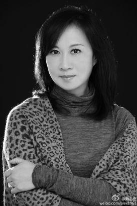 李敖妻子王小屯近期拍攝的照片