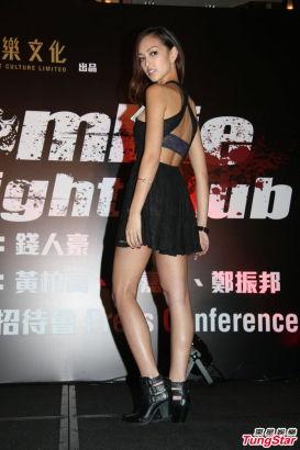 Jessica C性感亮相