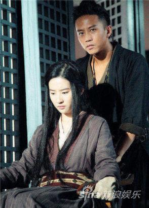 冷血邓超与无情刘亦菲