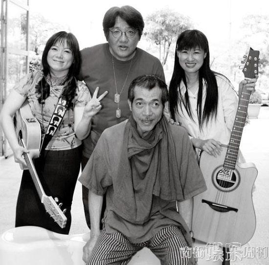 即使患病后,李泰祥仍与音乐界同行后辈关联紧密。