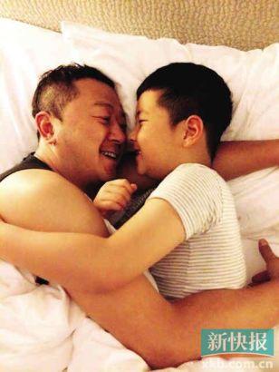 郭涛和儿子