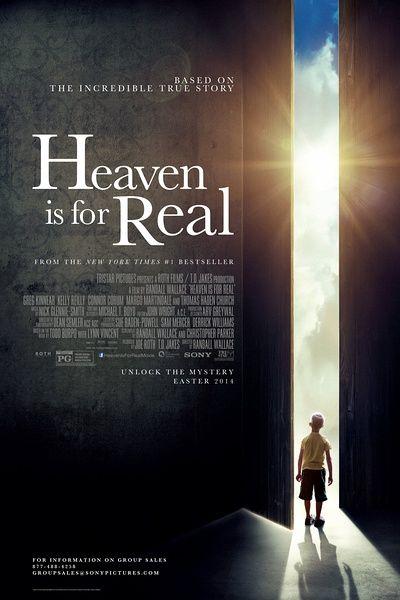 《天堂为真》海报