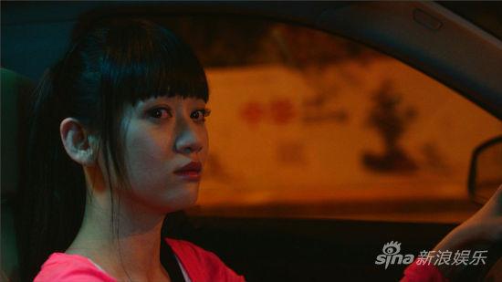 """陈乔恩在影片最后""""温柔""""诠释安琪儿一角"""