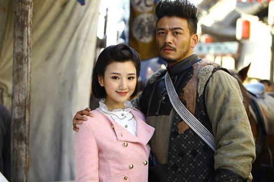 杨烁毛晓彤《刀客》演绎萝莉与大叔之爱|毛晓