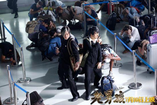 韩国杀手大闹机场