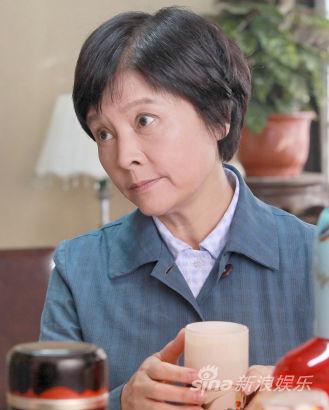 梁丹妮饰演赵雅芝