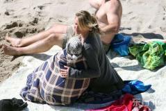 组图:卡梅隆-迪亚兹海滩拍片演真实版不雅照