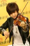 SJ-M七彩课堂之秀唱功Henry提琴演奏始源玩煽情