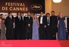 《切-格瓦拉》戛纳首映群星亮相助阵红毯(图)