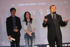 《九降风》获亚洲新人奖曾志伟力挺新人(图)