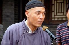 《茶馆》关机陈宝国坦言受抬举出演王利发(图)