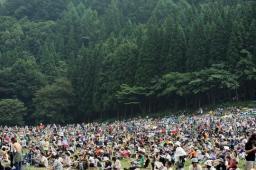 组图:富士音乐节之风景篇