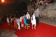 组图:《龙的传人》颁奖典礼评委明星齐聚红毯