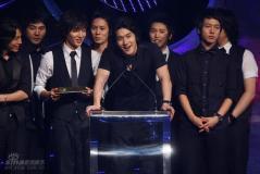 2008年度MTV亚洲大奖综述:舞台至上(组图)