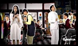 刘德华为爱化身纸板人教授完美情人秘诀(组图)