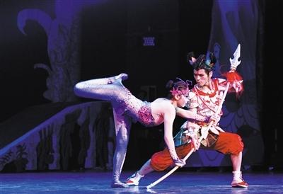 舞台剧东方神话第一部《哪吒》拉开大幕