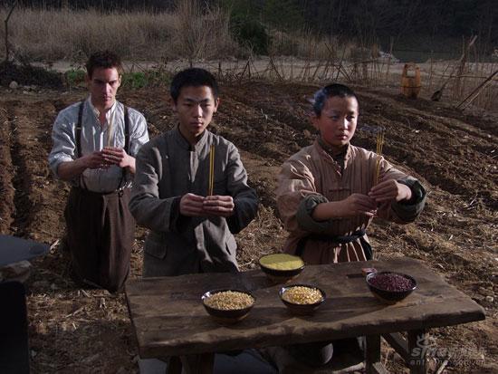 资料图片:电影《黄石的孩子》新剧照(1)