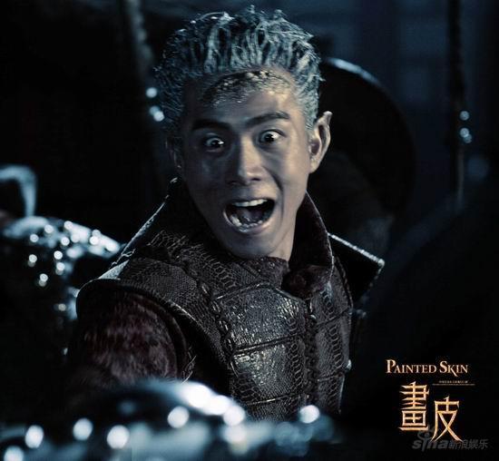 资料图片:电影《画皮》戚玉武剧照(5)